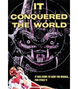 It Conquered The World starring Peter Graves on DVD