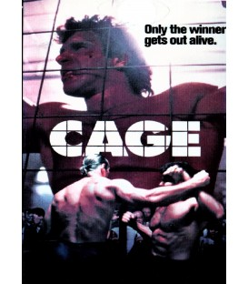 Cage starring Lou Ferrigno and Reb Brown on DVD