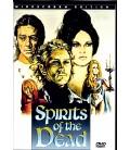Spirits of the Dead (1968) Horror Anthology starring Jane Fonda and Brigitte Bardot on DVD