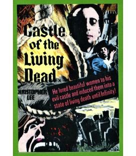 Castle of the Living Dead starring Christopher Lee on DVD