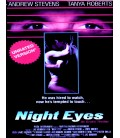 Night Eyes UNRATED Version starring Tanya Roberts on DVD