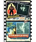 NEUTRON MAN Double feature - BLACK MASK and AMAZING DR. CARONTE on DVD