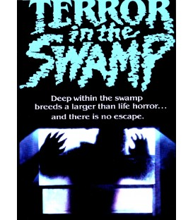 Terror In The Swamp starring Billy Holiday RARE on DVD
