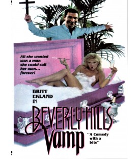 Beverly Hills Vamp starring Britt Ekland on DVD
