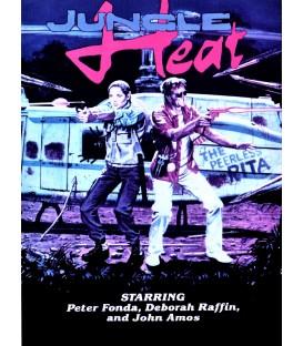 Jungle Heat aka Dance of the Dwarfs aka Easy Flyer starring Peter Fonda on DVD
