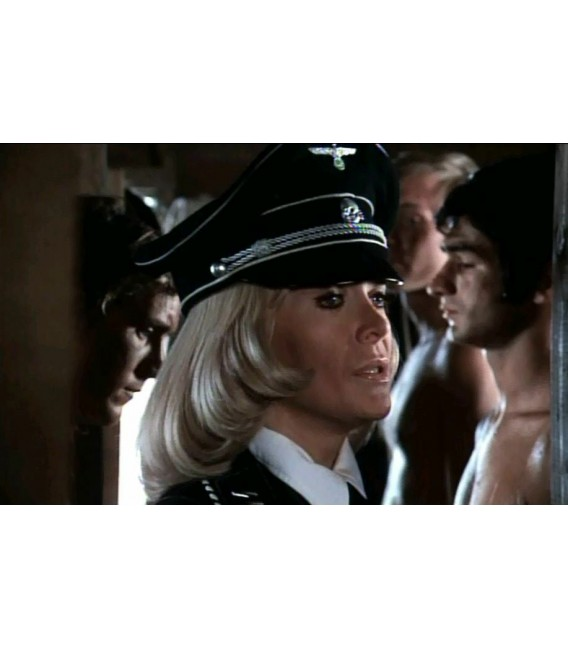 ILSA: She Wolf of the SS (1975) DVD, original 100% uncut, starring Dyanne Thorne Remastered DVD