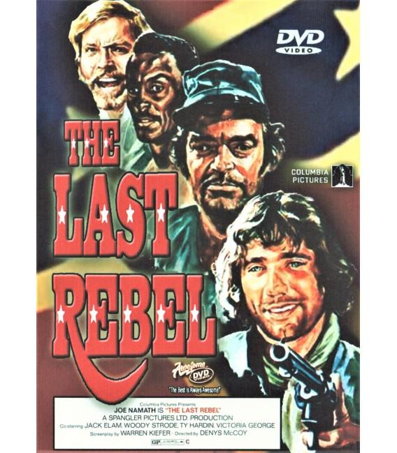 The Last Rebel starring Joe Namath on DVD