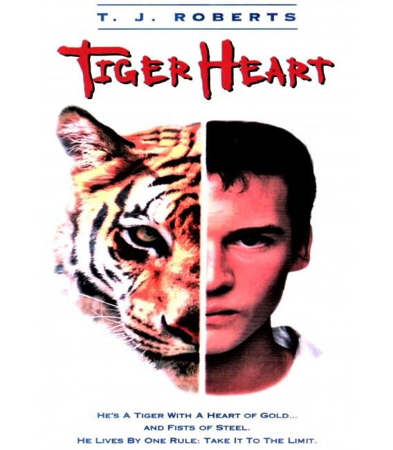 Tiger Heart starring T.J. Roberts on DVD