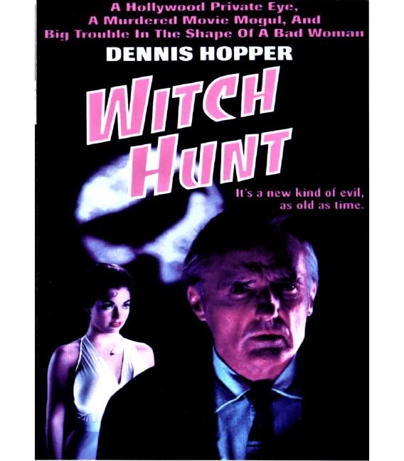 Witch Hunt starring Dennis Hopper on DVD