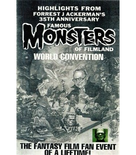 Famous Monsters of Filmland World Convention on DVD