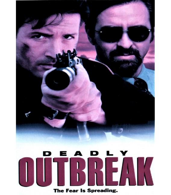 Deadly Outbreak starring Jeff Speakman on DVD