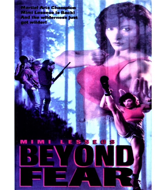 Beyond Fear starring Mimi Lesseos on DVD
