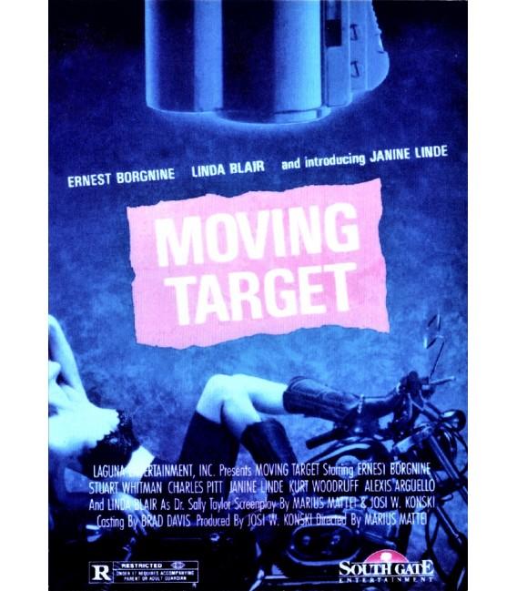 Moving Target starring Linda Blair & Ernest Borgnine on DVD