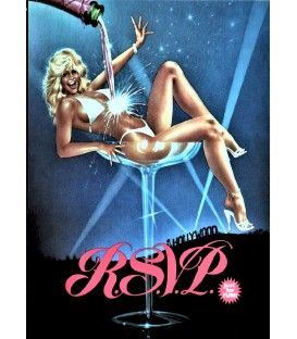 R.S.V.P. starring Harry Reems, Veronica Hart, and Lynda Wiesmeier on DVD