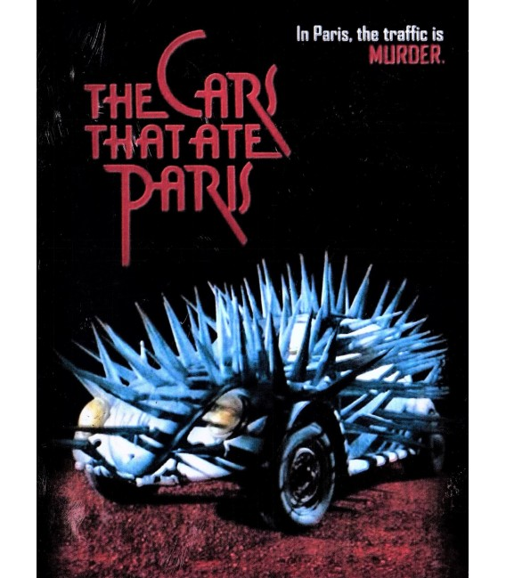 Peter Weir's uncut The Cars That Ate Paris on DVD
