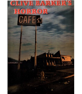 Clive Barker's Horror Cafe on DVD