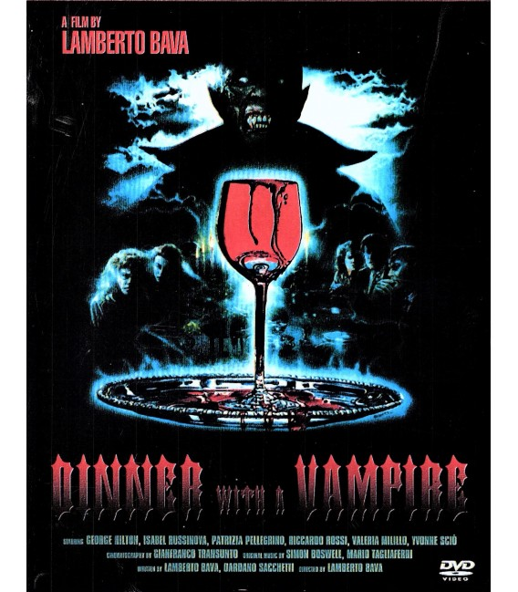 Dinner With A Vampire film by Lamberto Bava on DVD