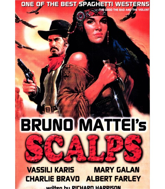 Scalps directed by Bruno Mattei on DVD
