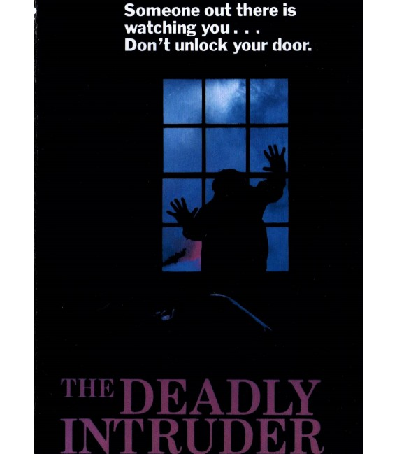 The Deadly Intruder starring Danny Bonaduce on DVD
