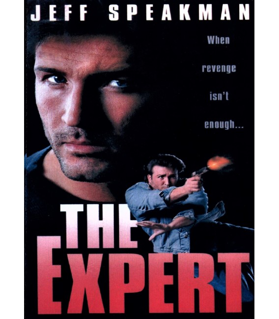 The Expert starring Jeff Speakman & James Brolin on DVD