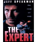 The Expert starring Jeff Speakman & James Brolin on DVD