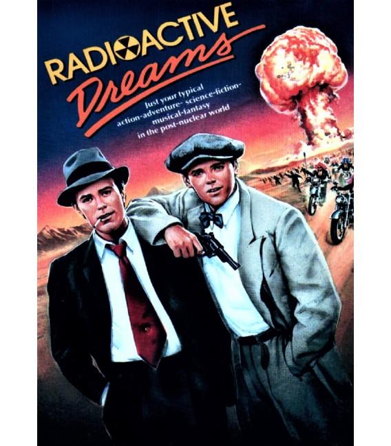 Radioactive Dreams starring Lisa Blount & John Stockwell on DVD