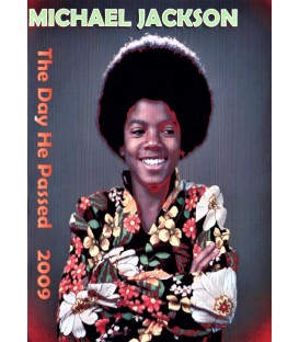 The Day Michael Jackson Died on a 2 DVD set