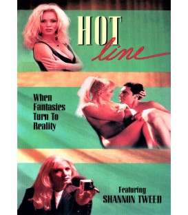 Hot Line 1 starring Tanya Roberts & Shannon Tweed on DVD