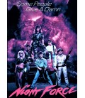 Nightforce starring Linda Blair & James Van Patten on DVD