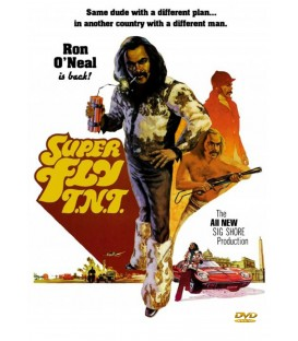 Superfly T N T  with Ron O'Neal on DVD