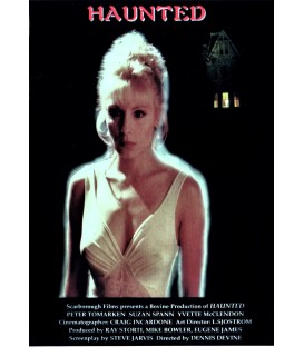 HAUNTED with Suzan Spann on DVD