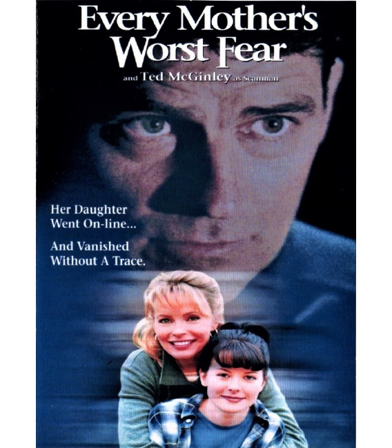 Every Mother's Worst Fear starring Cheryl Ladd on DVD
