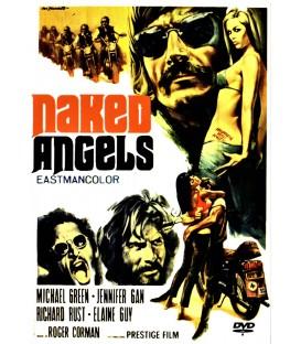 Naked Angels biker flick (1969) on DVD