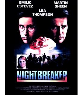 Nightbreaker starring Emilio Estevez, Martin Sheen, Lea Thompson on DVD