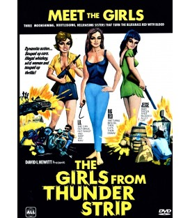 The Girls From Thunder Strip on DVD