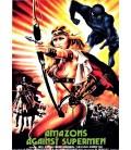 Amazons against Supermen on DVD