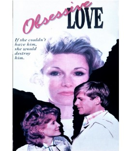 Obsessive Love starring Yvette Mimieux on DVD