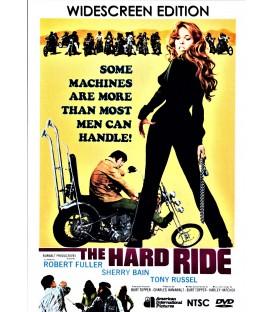 The Hard Ride starring Robert Fuller on DVD