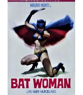 The Batwoman starring Maura Monti on DVD