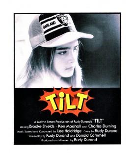 Brooke Shields in Tilt on DVD