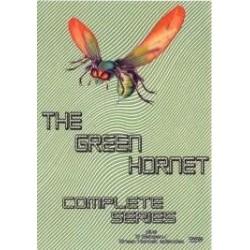 The GREEN HORNET 1960's TV Series all 26 episodes dvd set