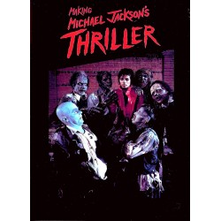 Making Michael Jackson's THRILLER and Thriller music video dvd