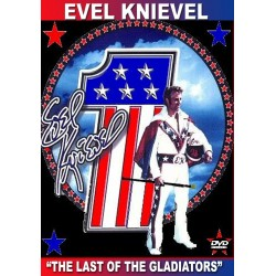 EVEL KNIEVEL: The Last of the Gladiators dvd