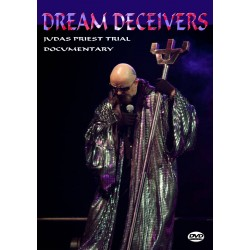 Judas Priest Dream Deceivers trial documentary dvd
