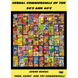 Cereal, candy, & toy commercials of the 1950 s and 1960 s on DVD