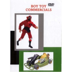 VINTAGE Boy Toy Commercials of the 1960's & 1970's dvd