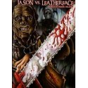 Jason vs Leatherface 2 movies on dvd