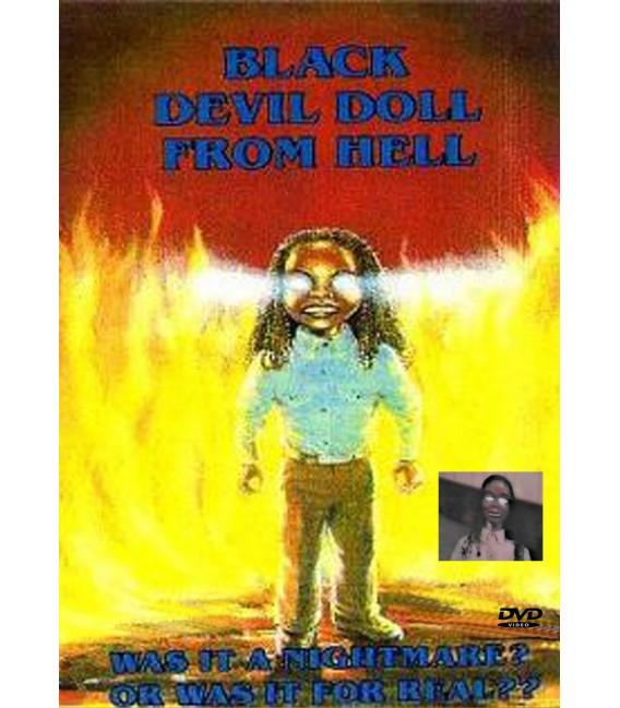 BLACK DEVIL DOLL FROM HELL DVD