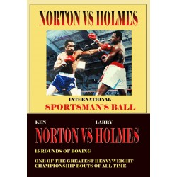 Larry Holmes & Ken Norton 1978 Championship Fight boxing dvd