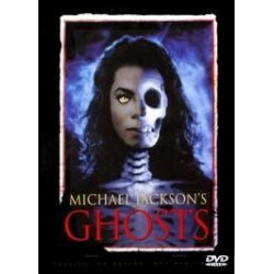 Michael Jackson's GHOSTS dvd